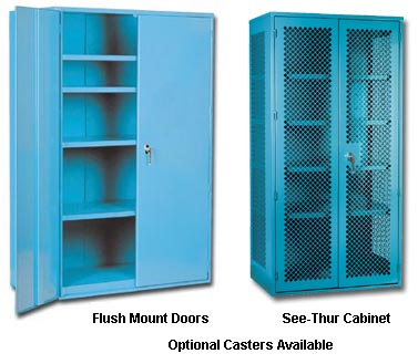 Industrial Storage Cabinets With Drawers Doors Amp Bins