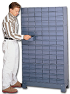 Samll Parts Storage Center, Wide Storage Cabinet ...