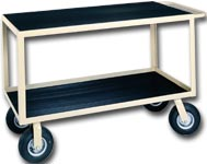 Impact Resistant Instrument Carts