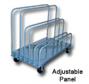 Adjustable Panel Truck