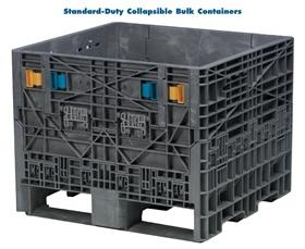 Industrial Storage Containers Bins Amp Totes For Workplace