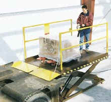 Dock Scissor Lifts
