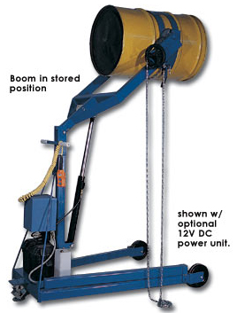 Drum lifting Carrier