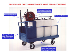 Fluid Handling Cart