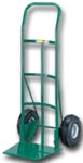 Curved Back Hand Truck