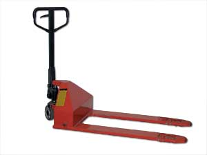 Super Low Profile Hand Pallet Trucks