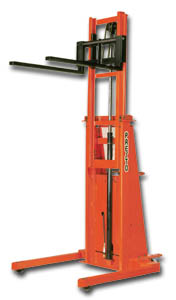 Fork Lift Stacker