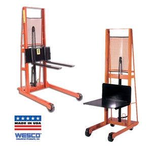 Pallet Stackers Amp Stacker Lifting Equipment