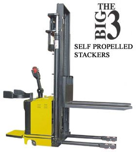 Self Propelled Stacker