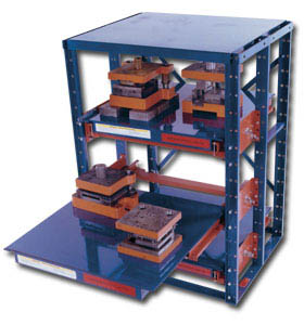 Roll Out Storage Racks
