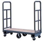Narrow Aisle Platform Trucks