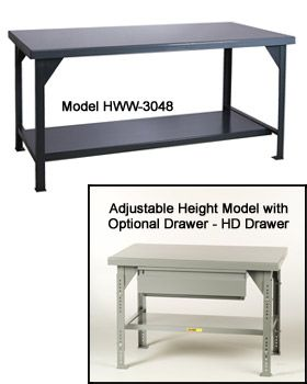 Welded Heavy Duty Work Bench